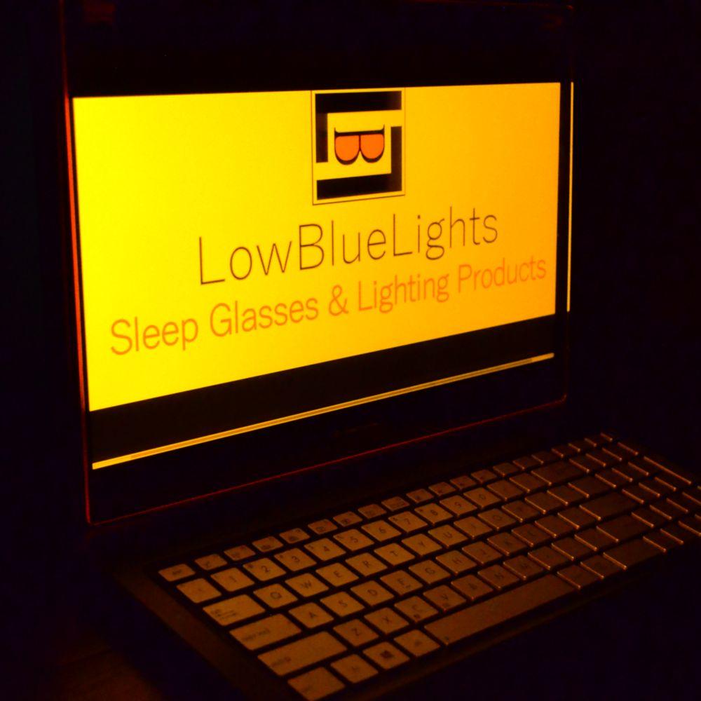 Medium Acrylic Blue-blocking Filter
