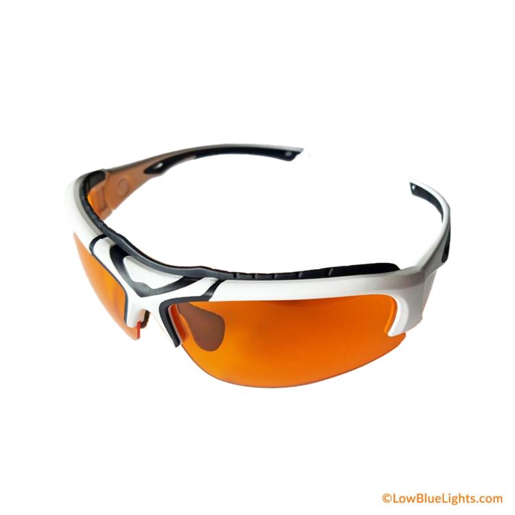 Sleep Glasses   White Platinum