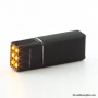 9V Amber Pocket Flashlight